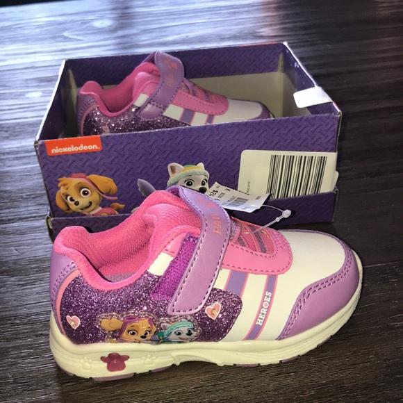 Nickelodeon Shoes   Paw Patrol Girls